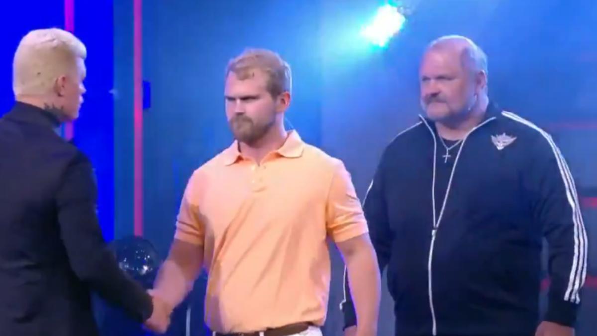 Filho de Arn Anderson fará sua estreia no AEW Dynamite
