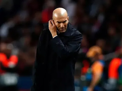 Shakhtar vs Real Madrid: Zidane speaks on resigning after failing to qualify