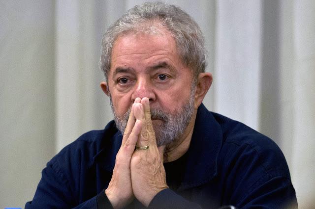 Mandado de prisão para Lula