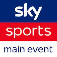 Sky Sports Main Event Live