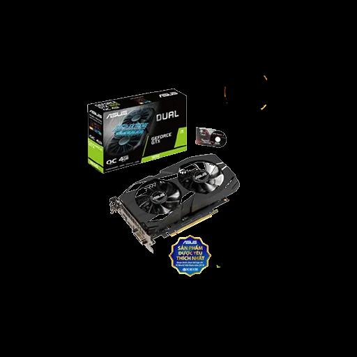 VGA Asus DUAL-GTX1650-4G