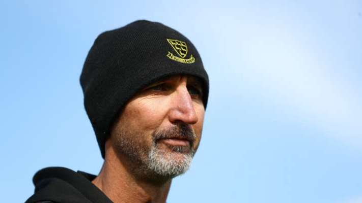 England and Wales Cricket pacer Jason Gillespie