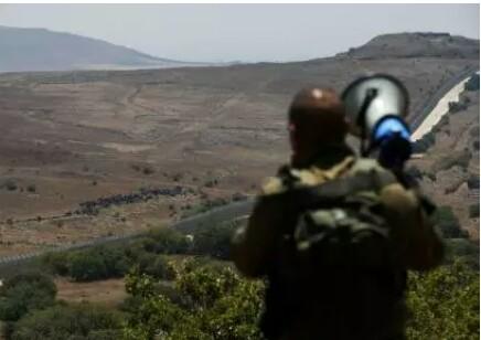 Israeli Border