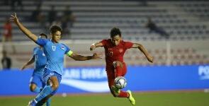 Indonesia Vs Singapura: Garuda Muda Bungkam Young Lions