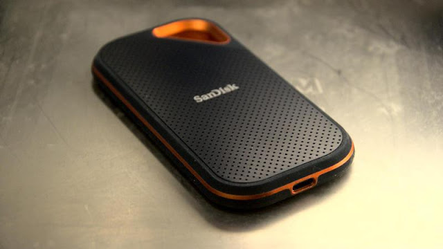 7. SanDisk Extreme Pro SSD