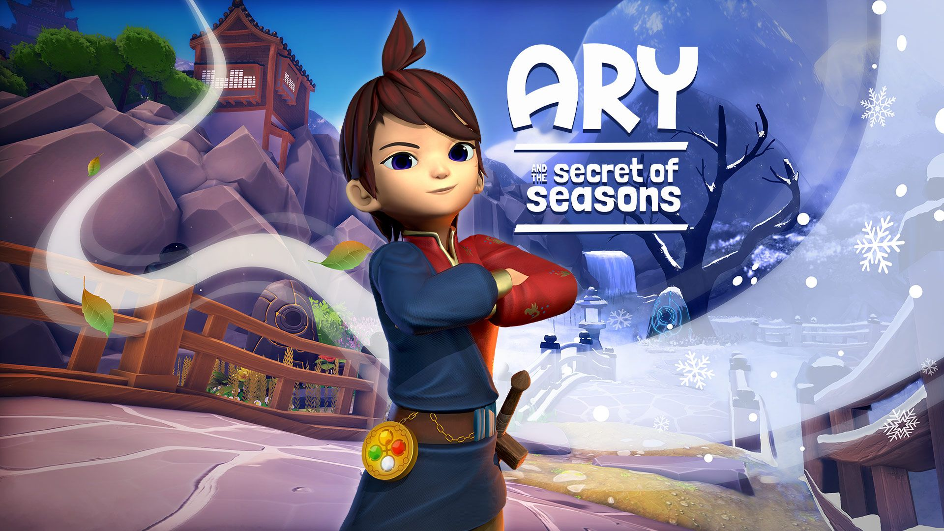 Ary and the Secret of Seasons v1.0.1 NSP XCI NSZ For Nintendo Switch