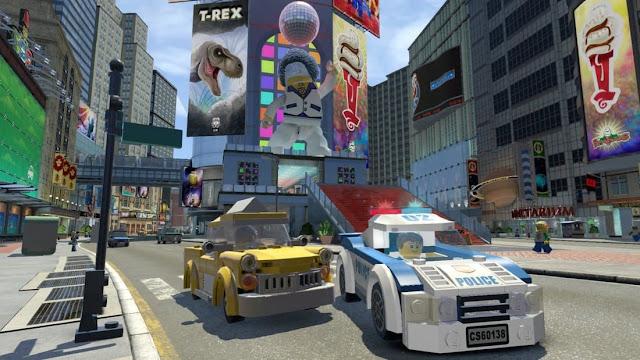 Imagem do LEGO City: Undercover