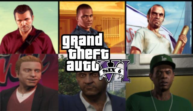 GTA 6 Actors