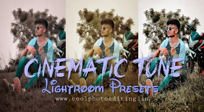 Cinematic  Lightroom Mobile Presets free Download.