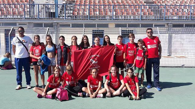 Με επιτυχίες επέστρεψε ο ΠΡΩΤΕΑΣ Ηγουμενίτσας από τους αγώνες στίβου Λυγκήστεια 2016