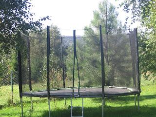 trampolina Zipro