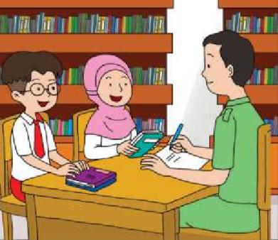 Rinto Kusmiran Materi An Kunci Jawaban Buku Siswa Kelas 3 Sd Tema 8 Subtema 4 Pembelajaran 4