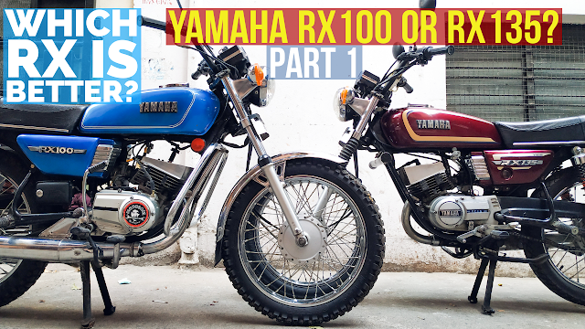 Yamaha RX100 VS Yamaha RX135? Which RX has more power?