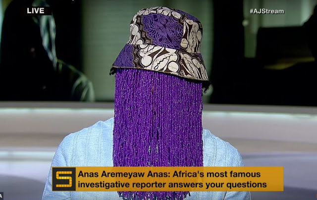 Anas Aremeyaw Anas become Africa's most feared journalist [Video]