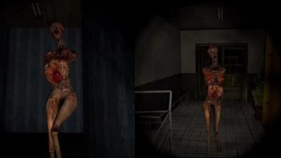 أكثر الألعاب رعباً - لعبة رعب مطارد الظلام - the dark bursuer horror game