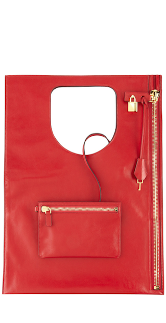 RED Tom Ford Alix handbag