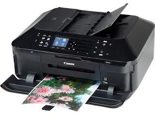 Download Printer Driver Canon Pixma MX725