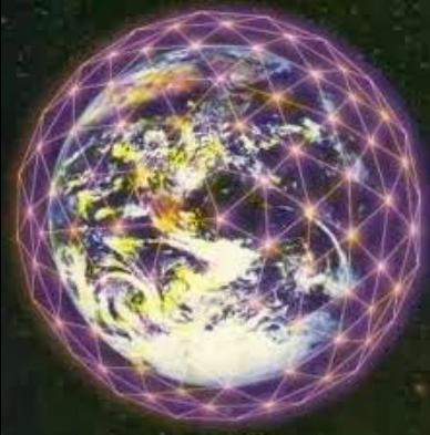 Das Energie gitter der Erde und der mystische Krieg, um es zu ...
