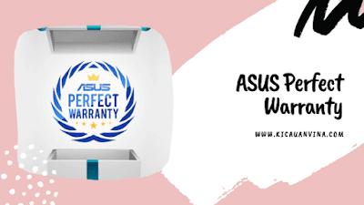 Layanan Perlindungan Ekstra ASUS Perfect Warranty akan Hadir Tahun 2020