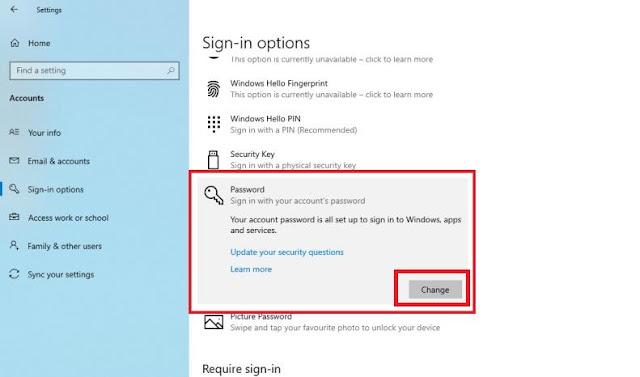 Cara Menghilangkan Password Login ( Lock Screen ) Windows 10
