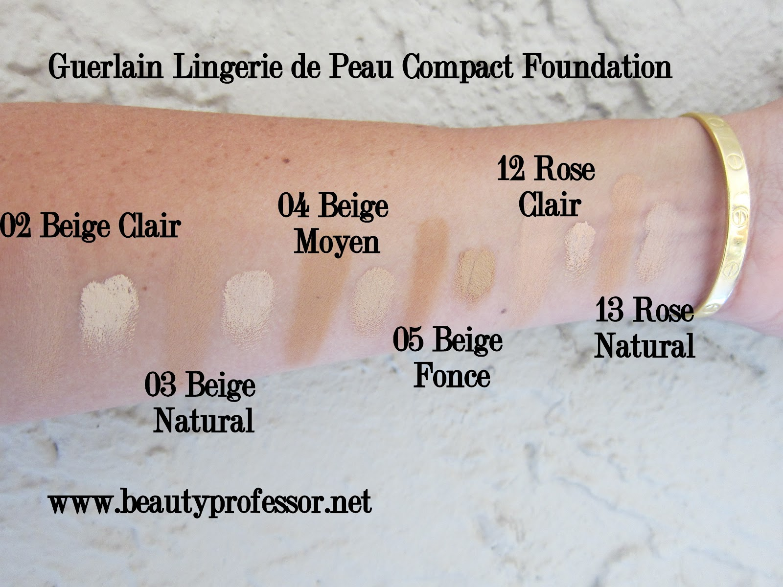 Lingerie De Peau Natural Perfection Foundation by Guerlain #11