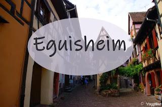 Eguisheim cosa vedere in città - camper