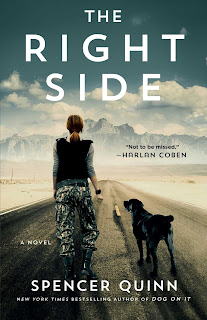 The Right Side by Spencer Quinn cover