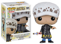 Funko Pop! Trafalgar D. Water Law