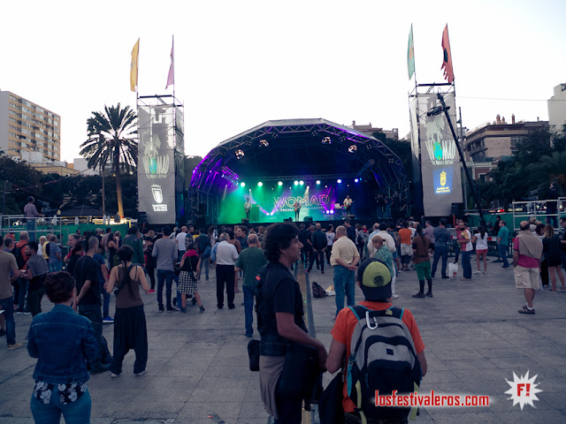Womad Gran Canaria 2017