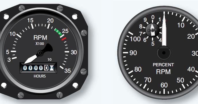 dual tachometer wiring diagram aircraft mechanical movement indication instruments aircraft systems  aircraft mechanical movement indication