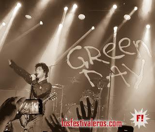 Green Day, Concierto, Madrid, La Riviera