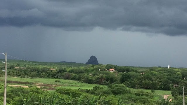 Ceará tem chuvas de até 115 milímetros em 46 cidades