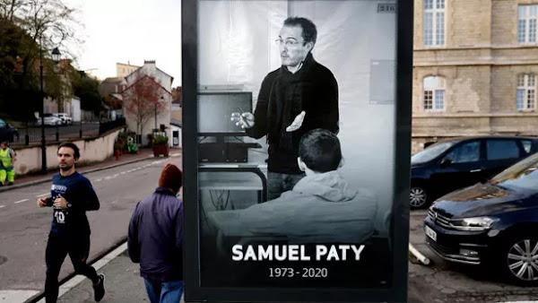 Attentat de Conflans-Sainte-Honorine: une statue de Samuel Paty sera érigée dans son collège