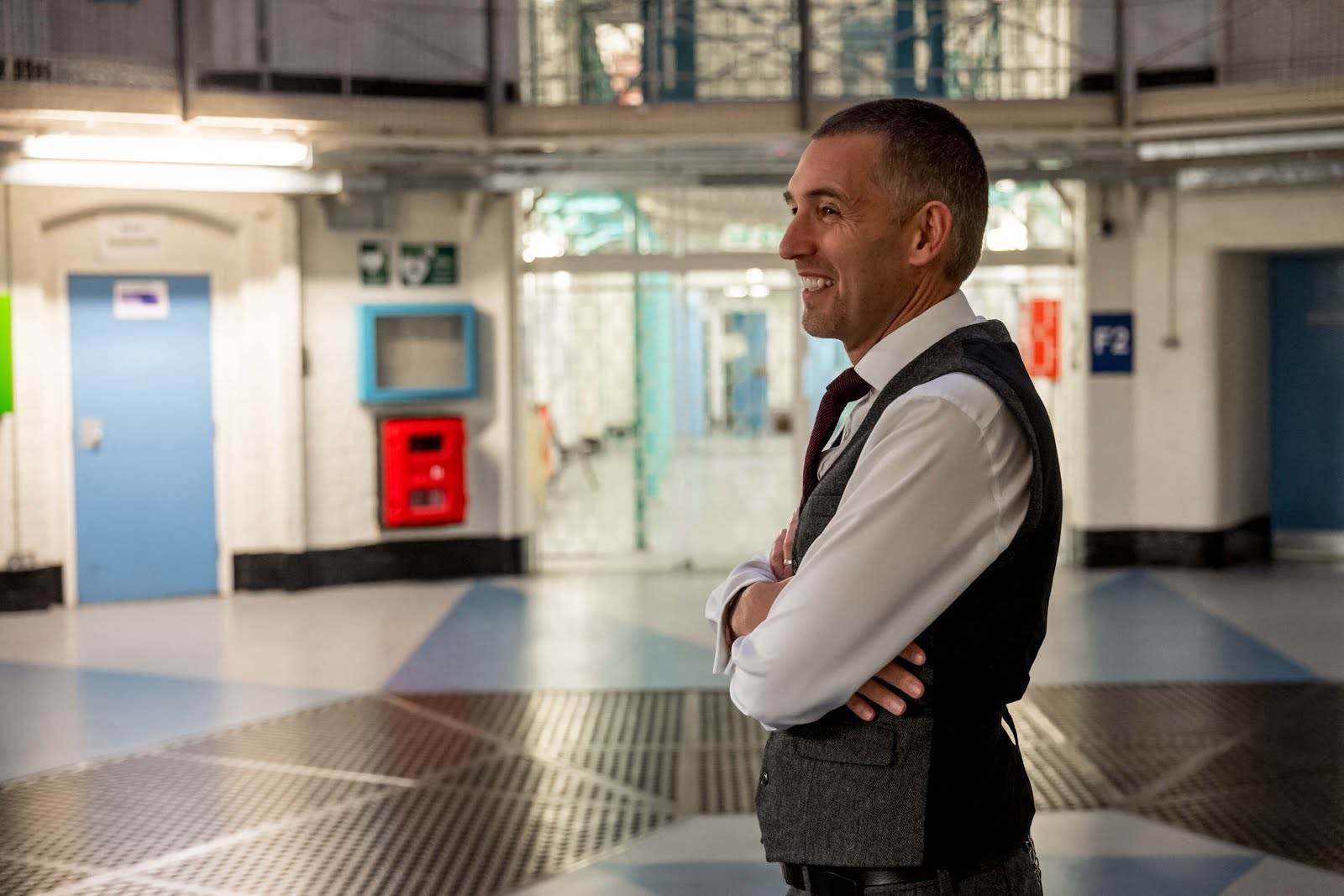 interesting graduate schemes to apply for unlocked prison officers