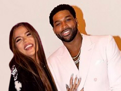 Khloe Kardashain and Tristan Thompson are not engaged but giving their relation another chance