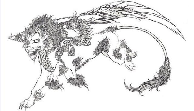 Berikut Enam Makhluk Mitologi Dalam Cerita Rakyat Yang Berkembang Di Cina