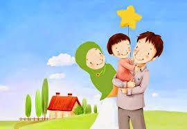 SEBAB KENAKALAN PADA ANAK: Percekcokan orang tua