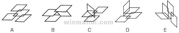 Soal Figural P3K
