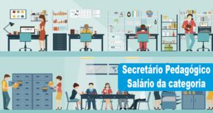 Secretário Pedagógico