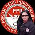 Ketua Presidium FPII ,Hukum adalah Panglima,Tangkap oknum oknum Penganiaya wartawan