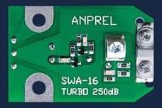 Усилитель для антенны (прием DVD-T2)