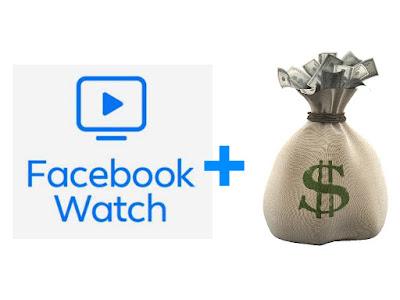 Cara Mendapatkan Uang dari Facebook Watch