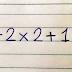 Cette équation mathématique a l'air très simple mais personne ne semble connaître la bonne réponse