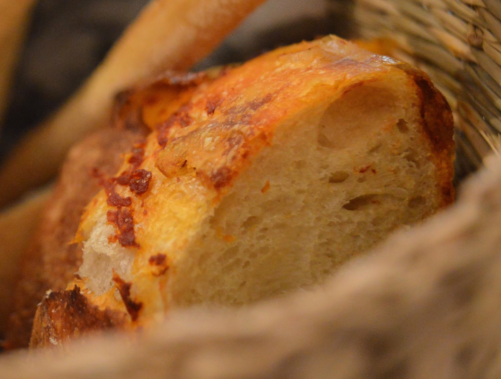 Rossopomodoro Neapolitan restaurant - John Lewis Newcastle bread