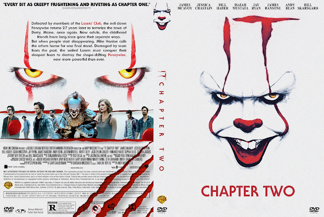 It Chapter Two DVD Cover