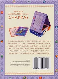 Baraja de inspiración Chakras 2