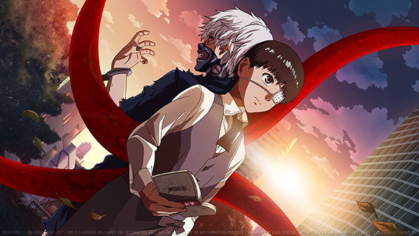Tokyo Ghoul Season 1 (Episode 01 - 12) Batch Subtitle Indonesia