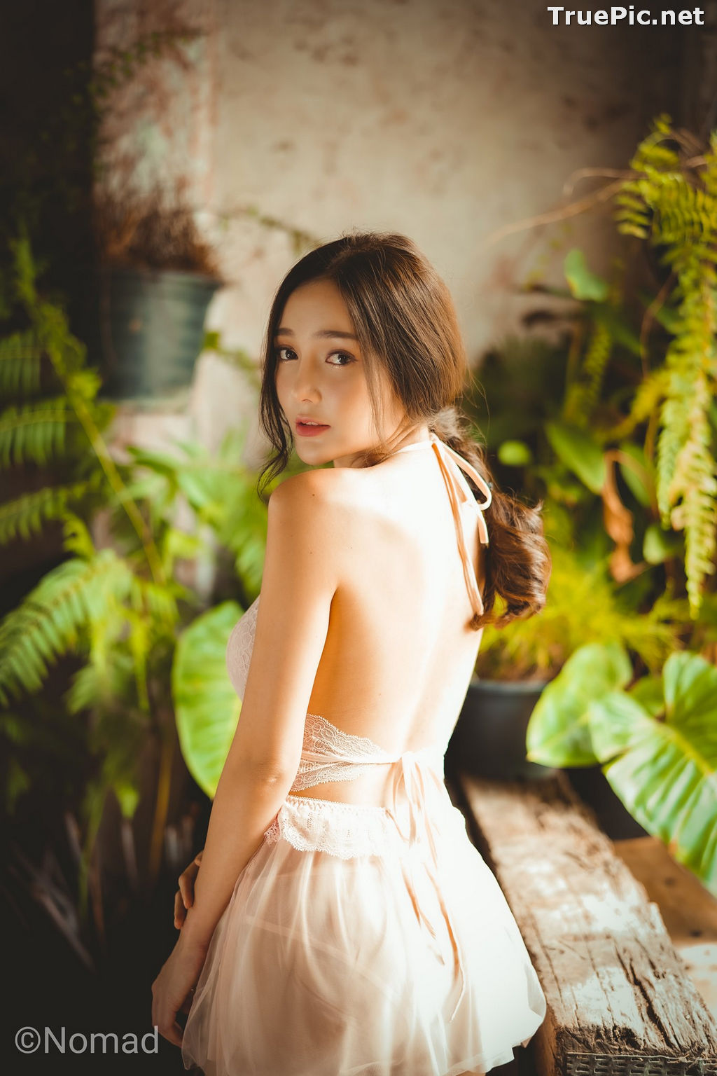 Image Thailand Model - Rossarin Klinhom - Sexy Transparent Dress - TruePic.net - Picture-2
