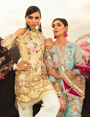 Shree Fab Noor Saadia Asad Vol 2 Pakistani Suits
