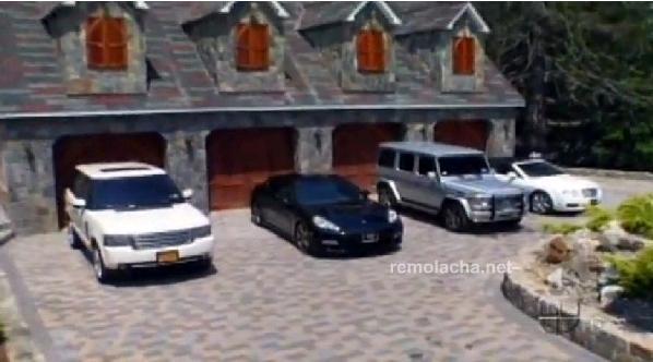 Fotos: Los Carros De Lujo Y Casa De Romeo Santos (Aventura ...